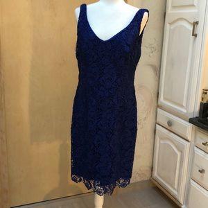 Lauren Ralph Lauren Blue Lace
